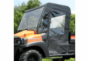Falcon Ridge Full Cab Enclosure w| Full Windshield - Club Car XRT1550