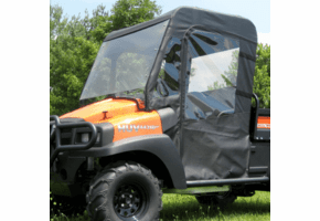 Falcon Ridge Full Cab Enclosure w| Full Windshield - New Holland Rustler 120 | 125