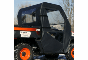Falcon Ridge Full Cab w| Folding Windshield - Bobcat 3400