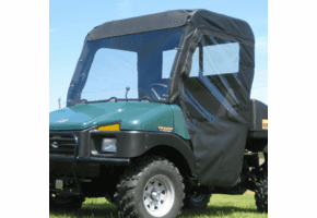Falcon Ridge Full Cab w| Folding Windshield - Bush Hog Trail Hand 4400