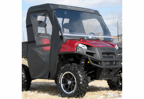 Falcon Ridge Full Cab w| Folding Windshield - Full Size Polaris Ranger