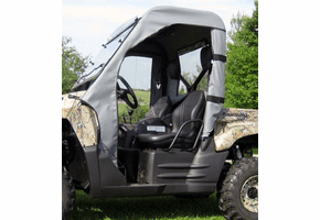 Falcon Ridge Full Cab w| Folding Windshield - Kawasaki Teryx 750