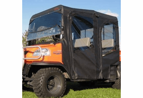 Falcon Ridge Full Cab w| Folding Windshield - Kubota RTV 900 | 1140