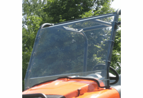 Falcon Ridge Full Front Lexan Windshield - Bobcat 2200