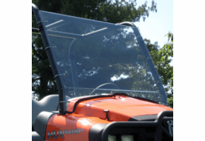 Falcon Ridge Full Front Lexan Windshield - New Holland Rustler 120 | 125