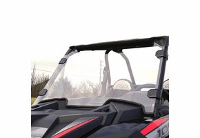 Falcon Ridge Full Front Lexan Windshield - Polaris RZR XP 1000 | XP Turbo | S 1000 | 900 | S 900