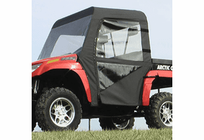 Falcon Ridge Full Soft Cab Enclosure - 2006-11 Arctic Cat Prowler w| Square Bars