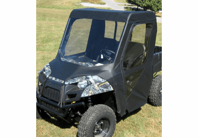 Falcon Ridge Full Soft Cab Enclosure - 2010-14 Mid Size Polaris Ranger 400 | 500 | 570 | 800 | EV