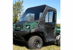 Falcon Ridge Full Soft Cab Enclosure - Kawasaki Mule 3000 | 3010 | 4000 | 4010
