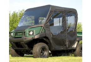Falcon Ridge Full Soft Cab Enclosure - Kawasaki Mule 3010 Trans | 4010 Trans