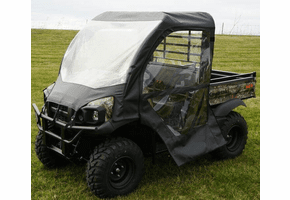 Falcon Ridge Full Soft Cab Enclosure - Kawasaki Mule 600 | 610