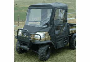 Falcon Ridge Full Soft Cab Enclosure - Kubota RTV