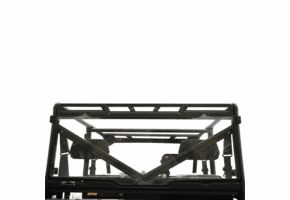 Falcon Ridge Hard Rear Window - 2015-20 Mid Size Polaris Ranger 500 | 570 | ETX | EV