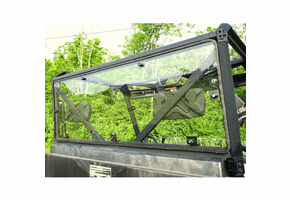 Falcon Ridge Hard Rear Window - 2020 Arctic Cat Prowler Pro