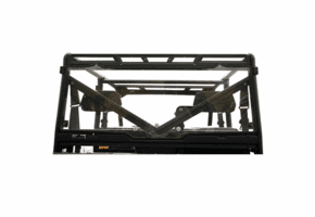 Falcon Ridge Hard Rear Window - Bobcat 3400