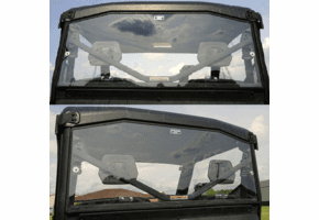 Falcon Ridge Hard Rear Window - Can Am Defender