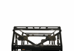 Falcon Ridge Hard Rear Window - Full Size Polaris Ranger