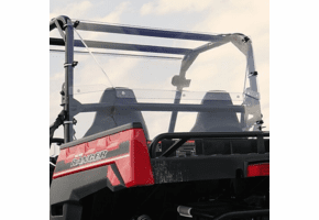Falcon Ridge Hard Rear Window - Polaris Ranger 150