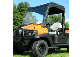 Falcon Ridge Lexan Windshield, Top and Rear Window - Husqvarna HUV 4421