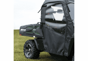 Falcon Ridge Soft Doors - 2012-14 Arctic Cat Prowler w| Round Bars