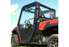 Falcon Ridge Soft Doors and Rear Window - Arctic Cat Prowler Pro