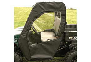 Falcon Ridge Soft Doors and Rear Window - American Sportworks Landmaster 500