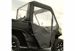 Falcon Ridge Soft Doors and Rear Window - Can Am Defender