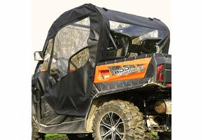 Falcon Ridge Soft Doors and Rear Window - CF Moto UForce 500 | 800