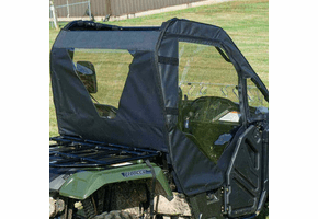 Falcon Ridge Soft Doors and Rear Window - Honda Pioneer 500 | 520