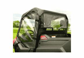 Falcon Ridge Soft Doors and Rear Window - Honda Pioneer 700