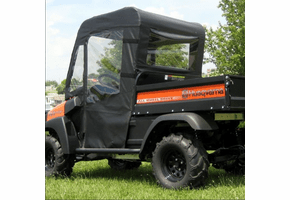Falcon Ridge Soft Doors and Rear Window - Husqvarna HUV 4421
