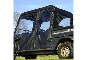 Falcon Ridge Soft Doors and Rear Window - Husqvarna HUV 4421XL