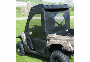 Falcon Ridge Soft Doors and Rear Window - Kawasaki Teryx 750