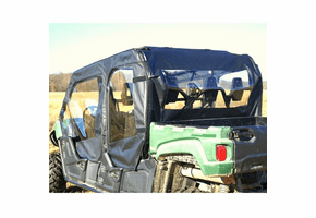 Falcon Ridge Soft Doors and Rear Window - Yamaha Viking VI