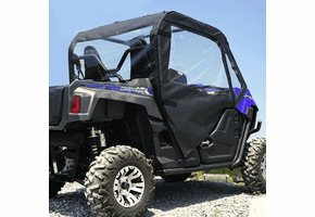 Falcon Ridge Soft Doors and Rear Window - Yamaha Wolverine