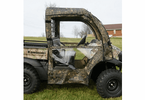 Falcon Ridge Soft Doors - Kawasaki Mule SX