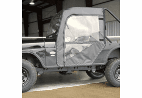 Falcon Ridge Soft Doors - Mahindra ROXOR