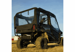 Falcon Ridge Soft Doors, Middle and Rear Windows - Honda Pioneer 1000-5