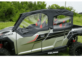 Falcon Ridge Soft Doors - Polaris General 4 1000 | XP 4 1000