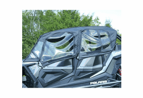 Falcon Ridge Soft Doors - Polaris RZR XP 4 Turbo S