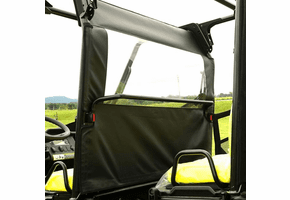 Falcon Ridge Soft Middle Window - 2013-17 John Deere Gator XUV 825i S4 Crew | XUV 855d S4 Crew