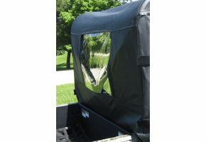Falcon Ridge Soft Rear Panel - 2008-09 Kawasaki Teryx 750