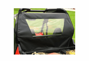 Falcon Ridge Soft Rear Panel - 2008-18 Polaris RZR 570 | S 570 | 800 | S 800 | XP 900