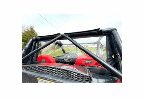 Falcon Ridge Soft Rear Panel - Arctic Cat Wildcat XX
