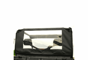 Falcon Ridge Soft Rear Panel - Can Am Defender