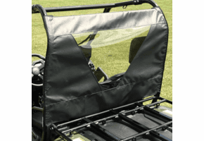 Falcon Ridge Soft Rear Panel - Honda Pioneer 500