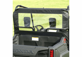 Falcon Ridge Soft Rear Panel - Honda Pioneer 700