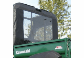 Falcon Ridge Soft Rear Panel - Kawasaki Mule 4000 | 4010