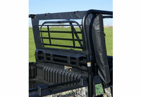 Falcon Ridge Soft Rear Panel - Kawasaki Mule Pro-FX | DX