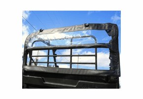 Falcon Ridge Soft Rear Panel - Kawasaki Mule Pro-MX